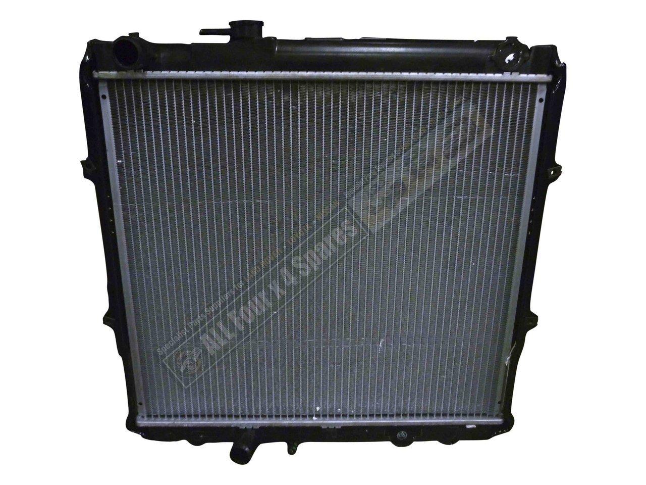 radiator assembly toyota hilux ln167 ln172 3ltr diesel 1. Black Bedroom Furniture Sets. Home Design Ideas