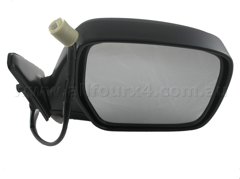 LEFT PASSENGER SIDE MIRROR GLASS FOR TOYOTA LAND CRUISER  200 SERIES 2007 ONWARD