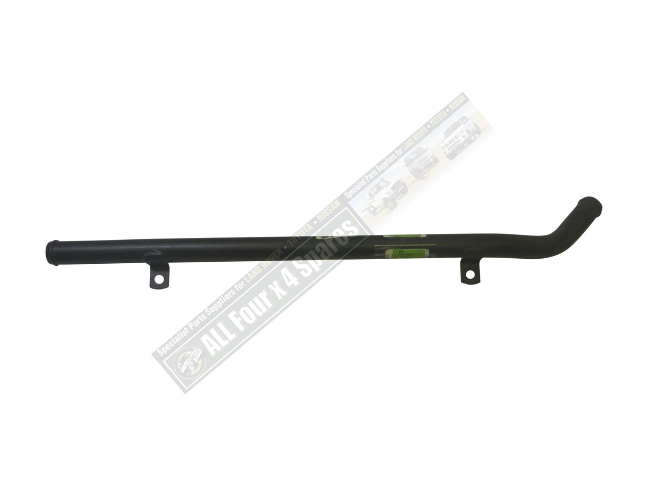Coolant outlet pipe under inlet manifold land rover range