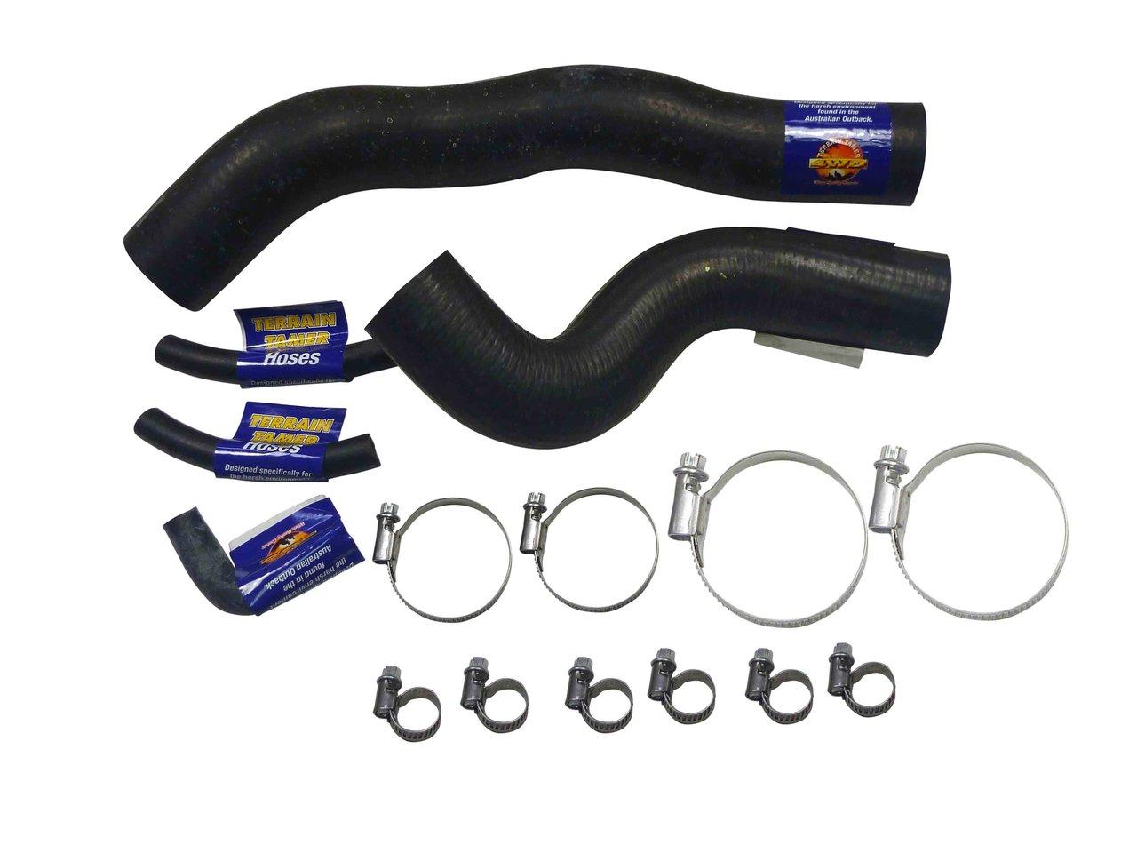 Radiator Hose Kit suitable for Landcruiser HDJ78 HDJ79 1HDFT HK045