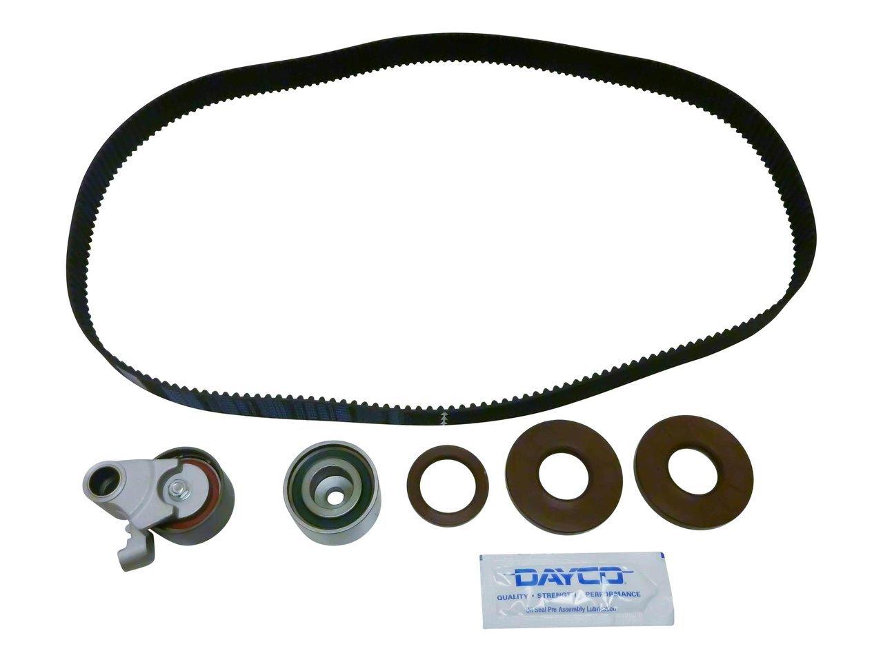 Timing Belt Kit Suitable For Landcruiser 47 V8 Petrol 2uzfe Dayco Volkswagen Idler Uzj100 Uzj200
