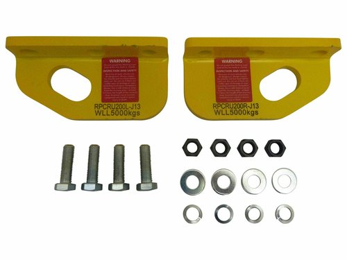 Roadsafe Recovery Tow Point Pair Toyota Landcruiser 200 Series