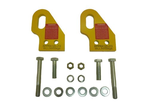 Roadsafe Recovery Tow Point Pair Toyota Landcruiser Prado 120