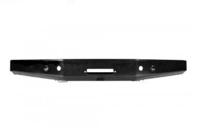 Heavy Duty Front Bumper w Recovery Points Land Rover Discovery 2 TF009