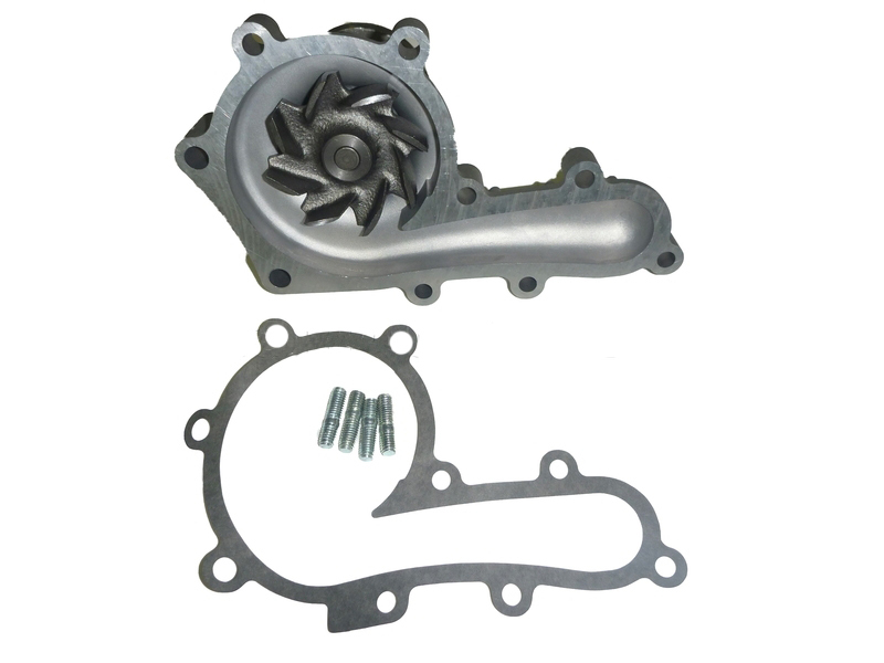 Water Pump suitable for Landcruiser 1HZ 1HDT 4 2L 6 cyl Diesel from 1990 to  2007