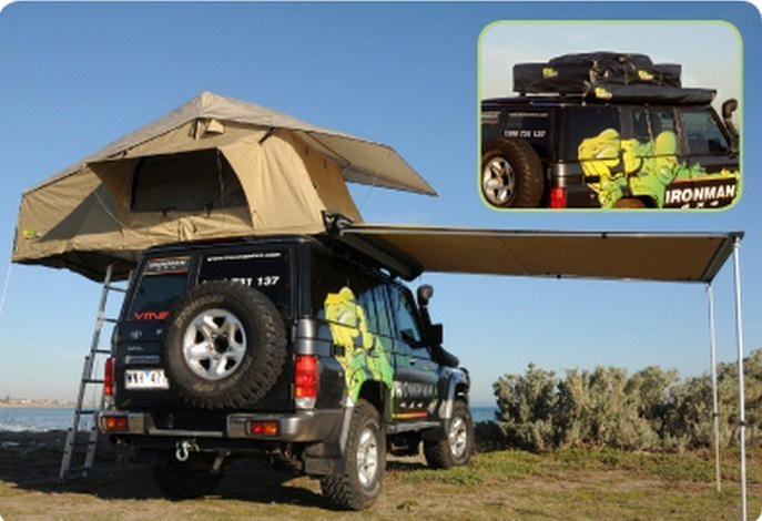 Ironman 4x4 Rooftop Tent Annex Only IROOFTENT ANNEX & 4x4 Rooftop Tent Annex Only IROOFTENT ANNEX