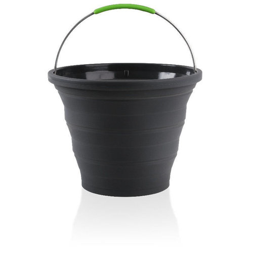 Ironman Companion 10L Collapsible Silicone Bucket IBUCKET001