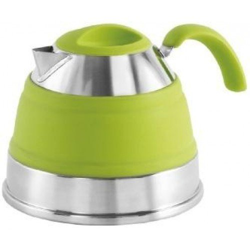 Ironman Collapsable Slicone Kettle IKETTLE001