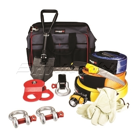 Drivetech 4x4 Mammoth Recovery Kit (Large) DT-RKLGE