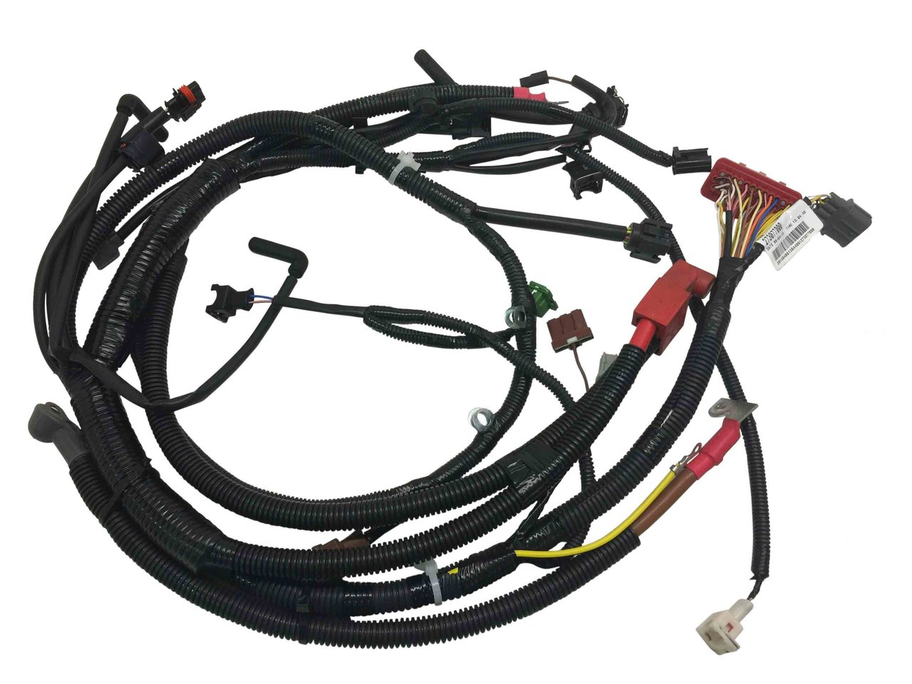 YSB108710__1 main engine wiring harness for discovery 2 diesel 5 cyl td5 1999 2001 td5 engine wiring harness at aneh.co