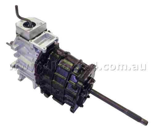 Exchange Rebuilt Gearbox Discovery 1994-1998 300Tdi VIN M-W Reco R380 - P.O.A