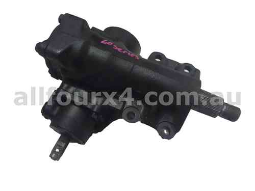 Exchange Power Steering Box suit Toyota Landcruiser 60 Series wagon 1985 to 1989 - P.O.A