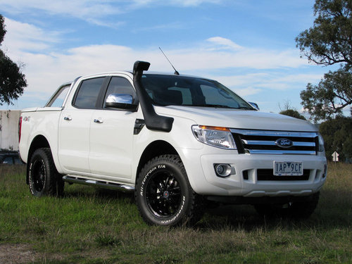 Safari Snorkel for Ford Ranger PX 8/2011 on SS982HF