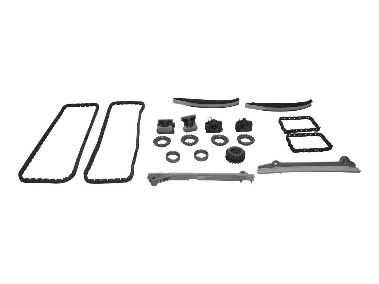 Timing Chain Kit Ford Falcon Xr8 54l V8 Boss Ba Bf Fg Tru Flow Tensioner Gear For Mitsubishi Pajero Pickup Triton Suitable