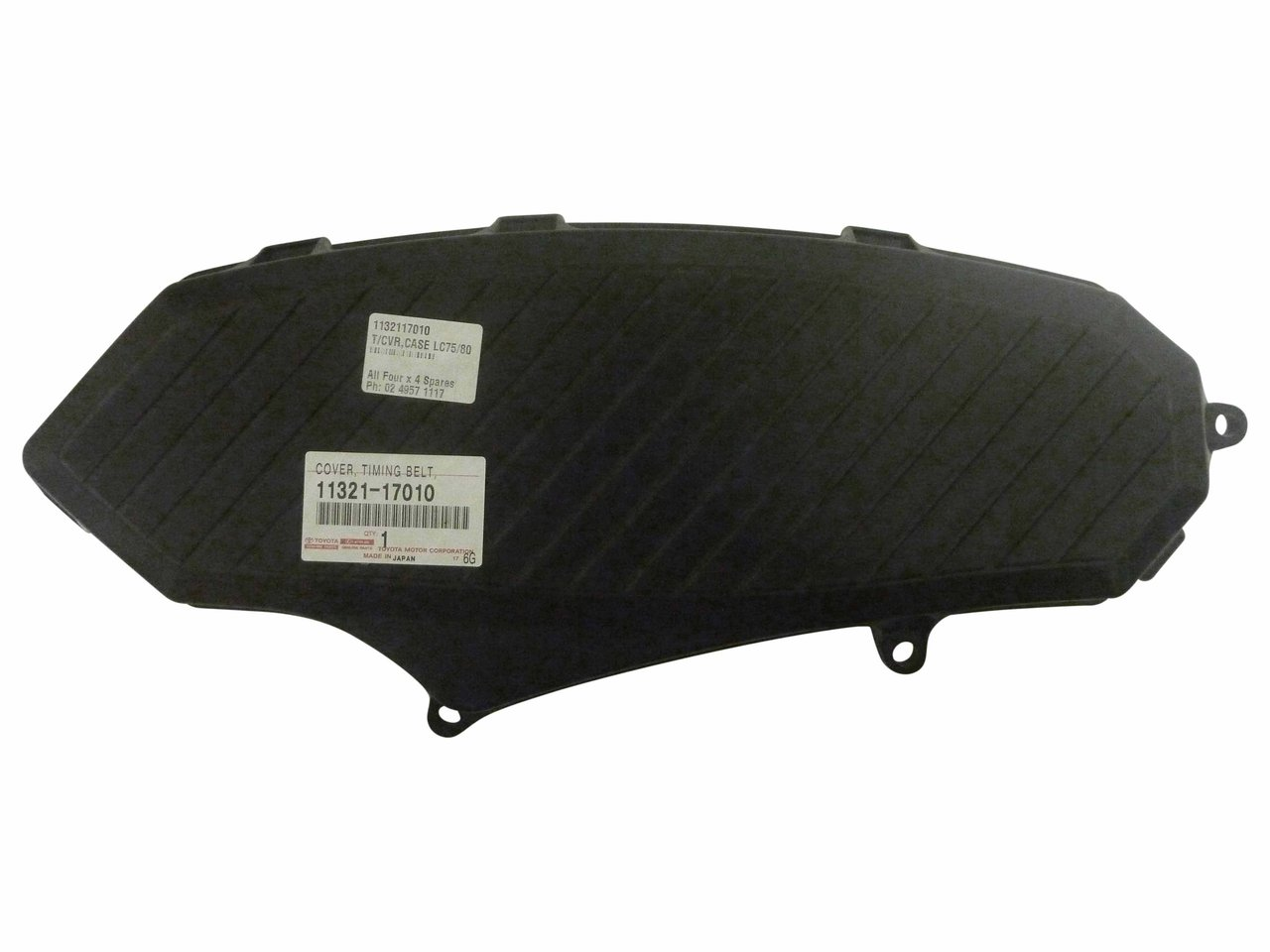 Timing Belt Cover suitable for Landcruiser 1HZ 1HD 75 80 Genuine