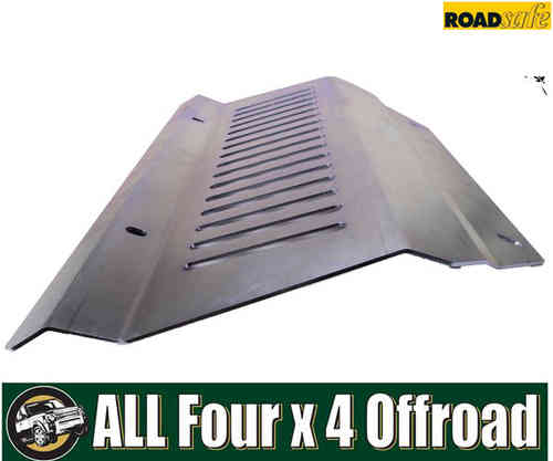 Roadsafe Toyota Hilux KUN26 1ST 2005 2014 Front Bash Protection Plate BP001-1