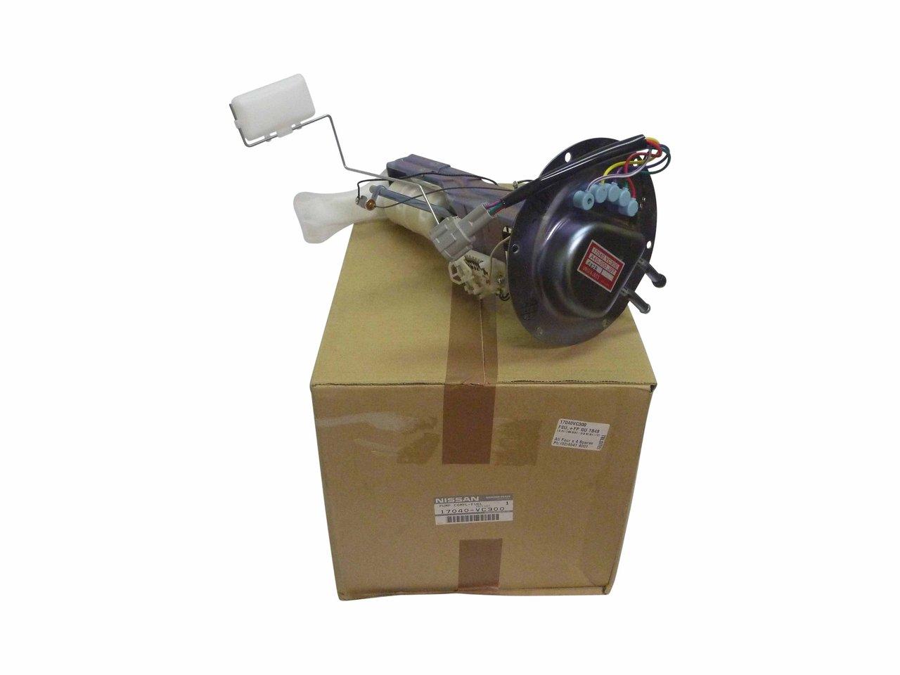 Genuine Fuel Pump Sender Unit For Nissan Patrol 48 Petrol Tb48 Suitable Gu 17040