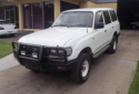5911 - 02/97, HZJ80 LANDCRUISER, 1HZ, 5SPD
