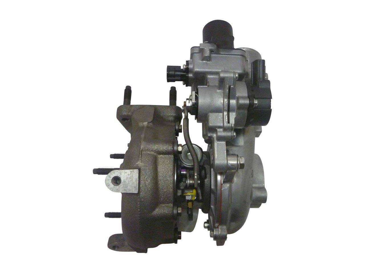 on Toyota D4d Engine
