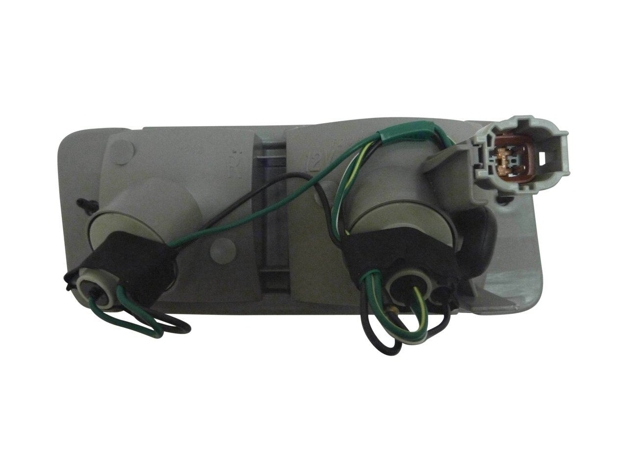 Nissan Patrol Tail Light Wiring Harness : Bumper stop tail indicator lamp for nissan patrol gu y
