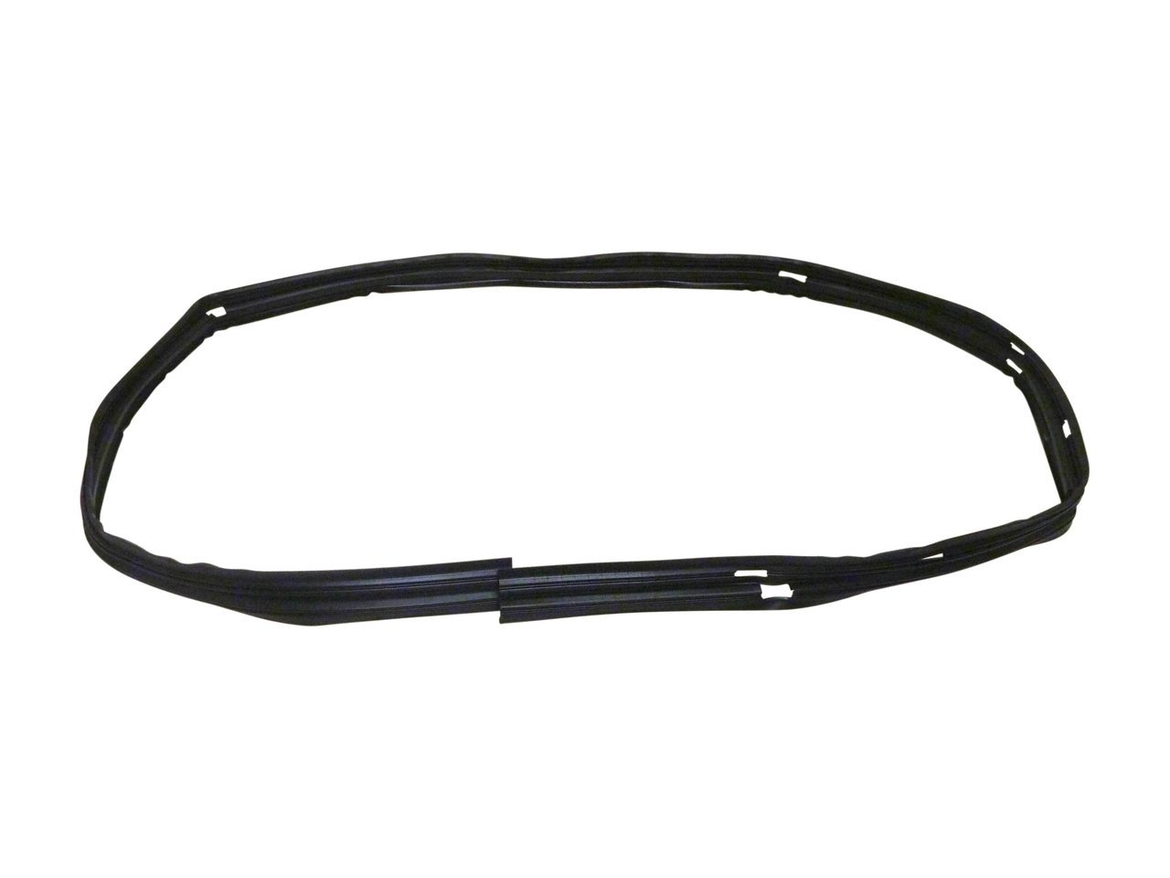 Left Window Glass Channel Suitable For Landcruiser 70 Troopy