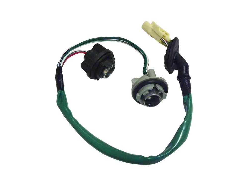 Tail Light Wiring Harness RHS suitable for Landcruiser on nissan connector catalog, nissan alternator harness, nissan headlight diagram, nissan radio antenna, nissan coil connectors, nissan titan tow wire connector, nissan connectors and pins,