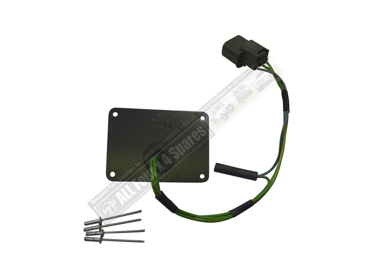 Heater Blower Resistor Harness Land Rover Defender Td5 Genuine Wiring Wire 1999 2005 Jgk100160