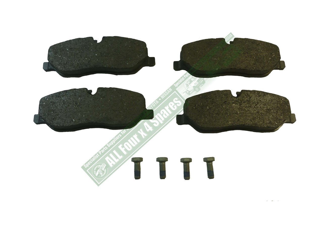 Front Disc Brake Pads Discovery 3 Amp 4 Range Rover Sport
