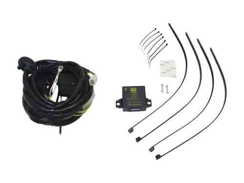 Milford Towbar Wiring Harness Isuzu Dmax Mux 2012 On