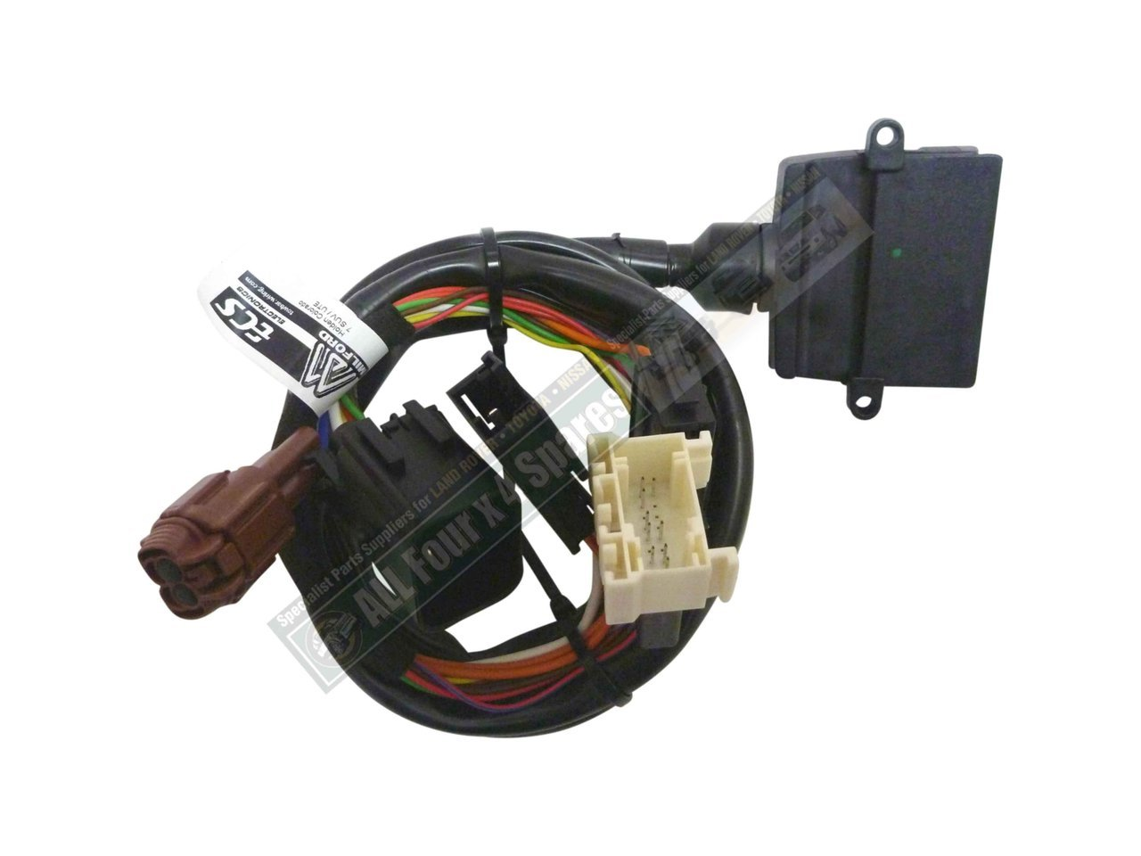 Milford Towbar Wiring Harness 2012 On Holden Colorado