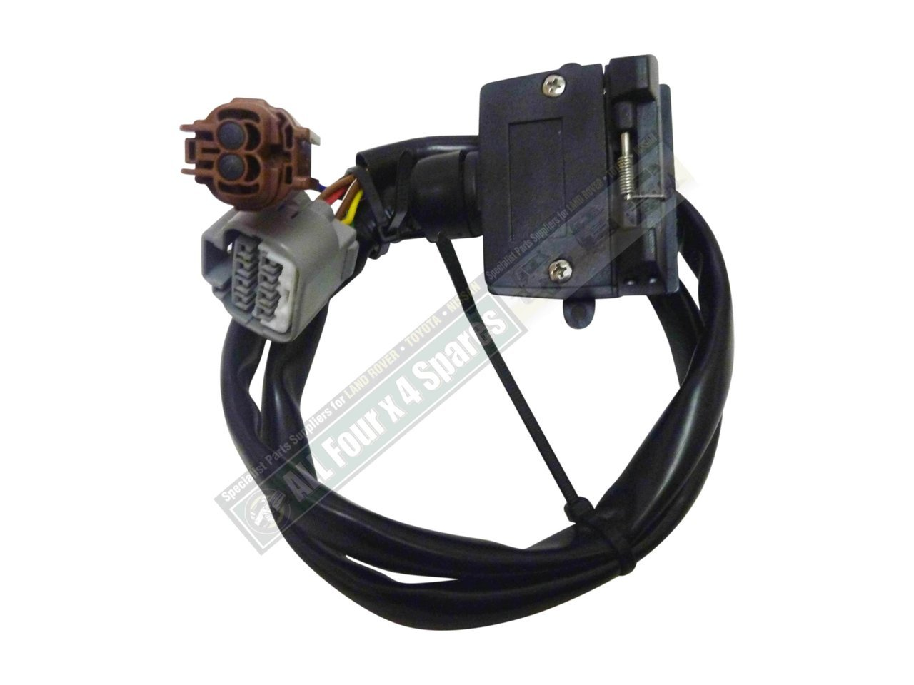 Towbar Wiring Harness Manual Guide Diagram Isuzu Milford D Max Mu X 2012 On Tow Bar Jeep Vw