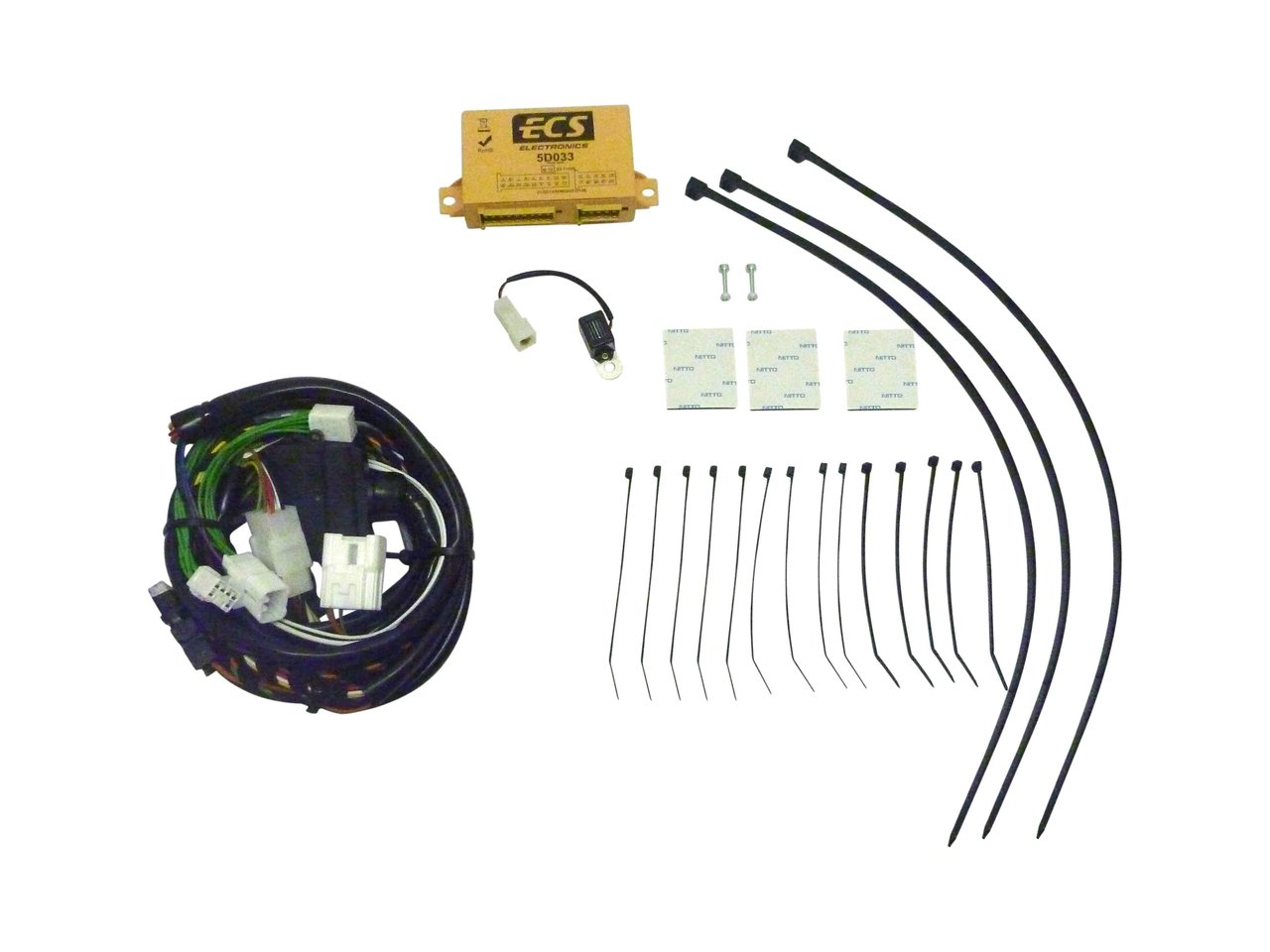 Milford Towbar Wiring Harness Suitable For Toyota