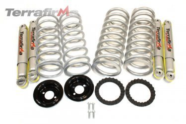 Terrafirma Air to Coil Suspension Conversion Kit Land Rover Discovery 2