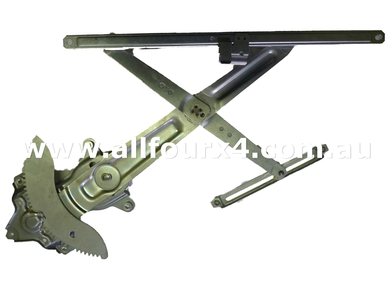 Right Front Window Winder Regulator Suitable For