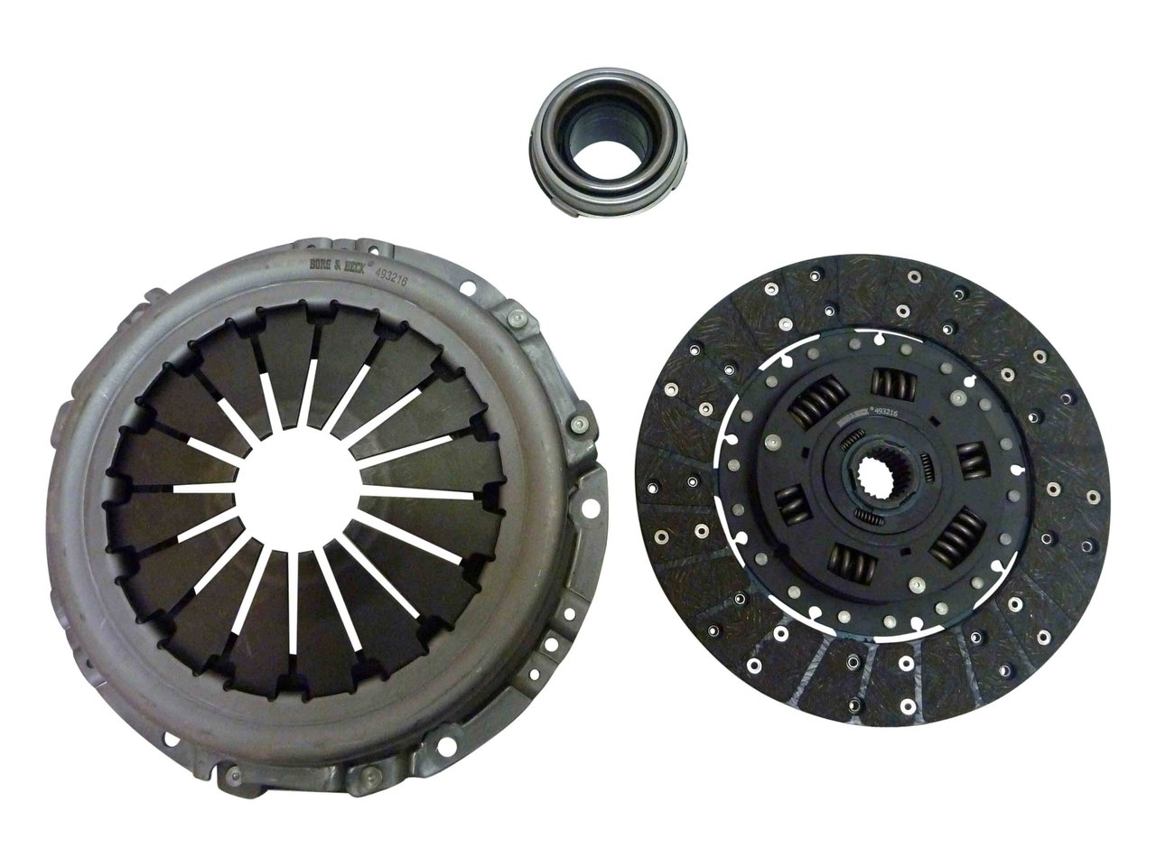 Clutch Kit For Discovery Defender Range Rover 200tdi 300tdi Land Suitable Stc8358 Lr009366