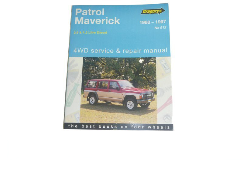 Ford Maverick Repair Manual