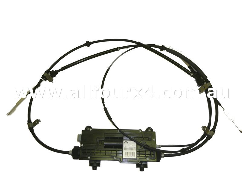 Handbrake Cable Actuator Assembly Land Rover Discovery 3