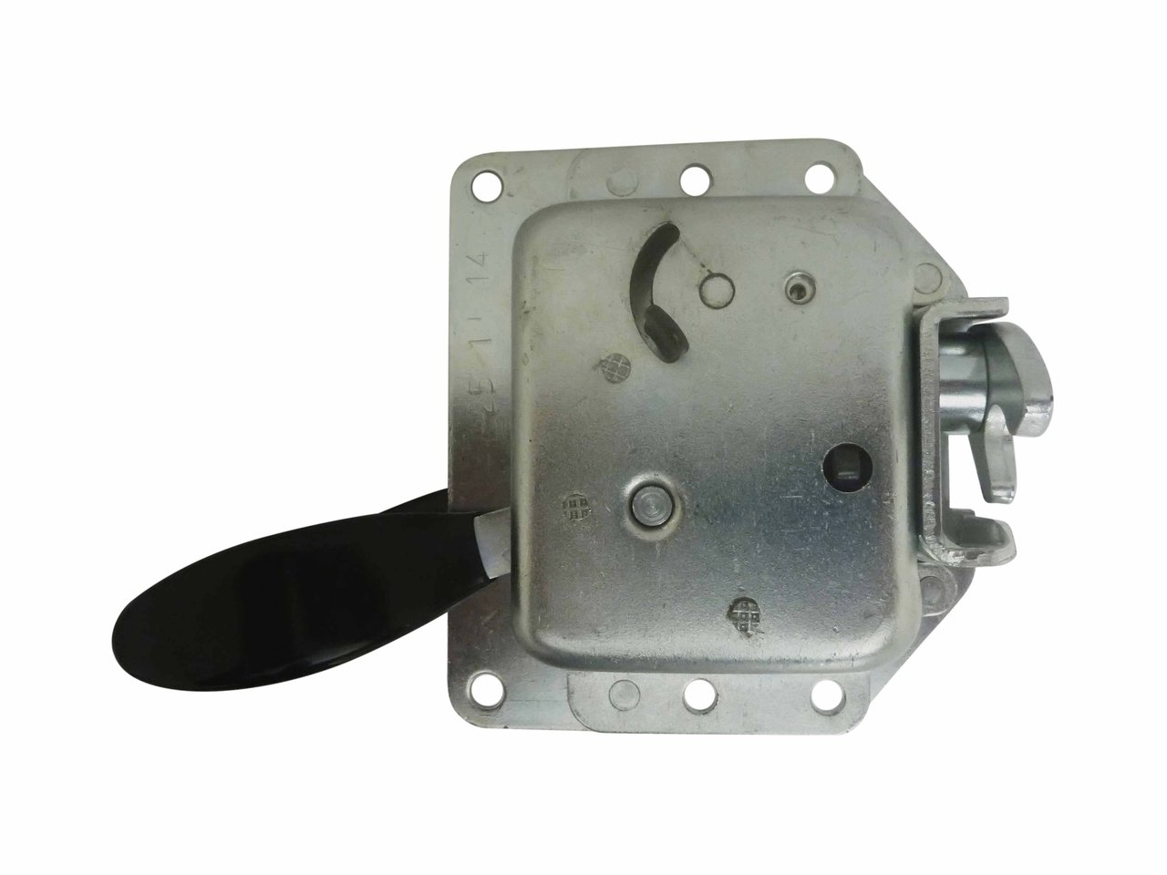 RH Front Door Lock Land Rover Series 3 Defender Barn Door