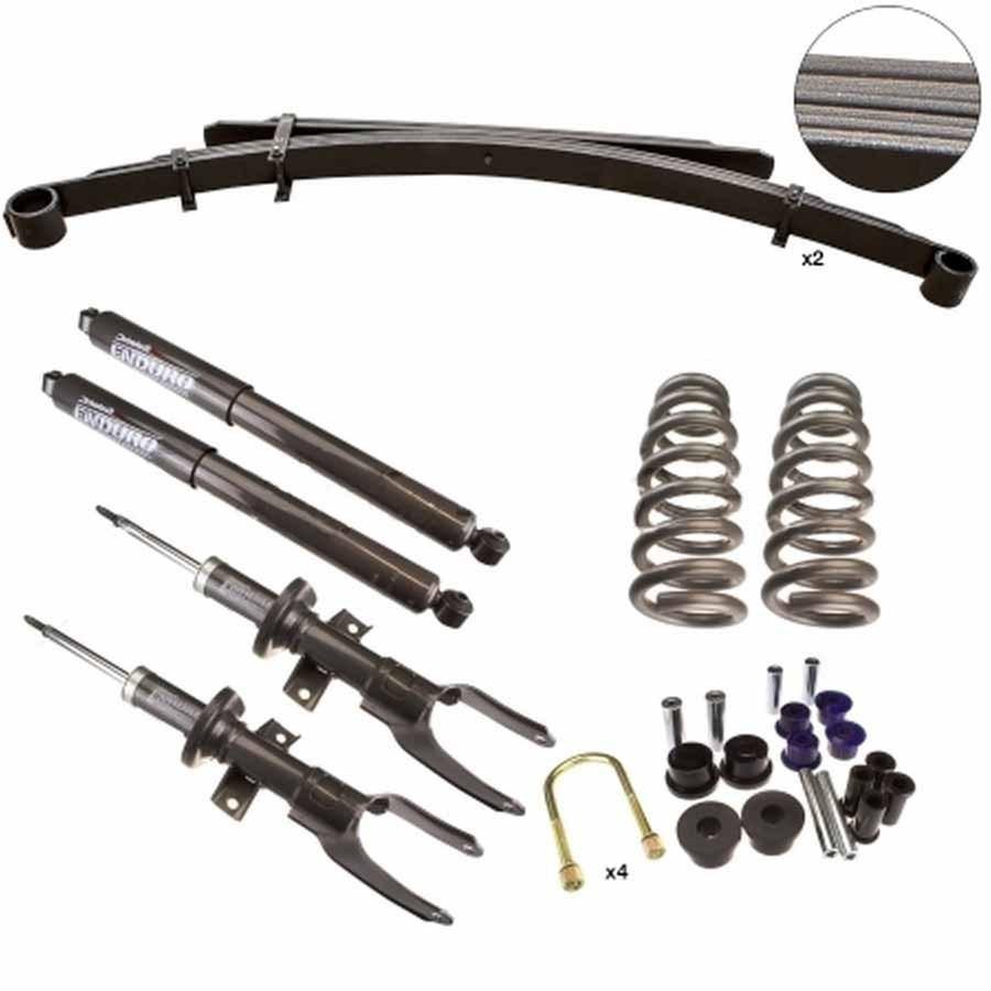 Drivetech 30mm Hd Suspension Kit Suitable For Amarok
