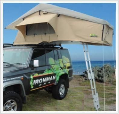 roof top tent instructions