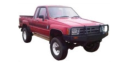 Suitable for Hilux 4WD to 7/1997