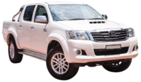 Suitable for Hilux 4WD from 8/2004 on