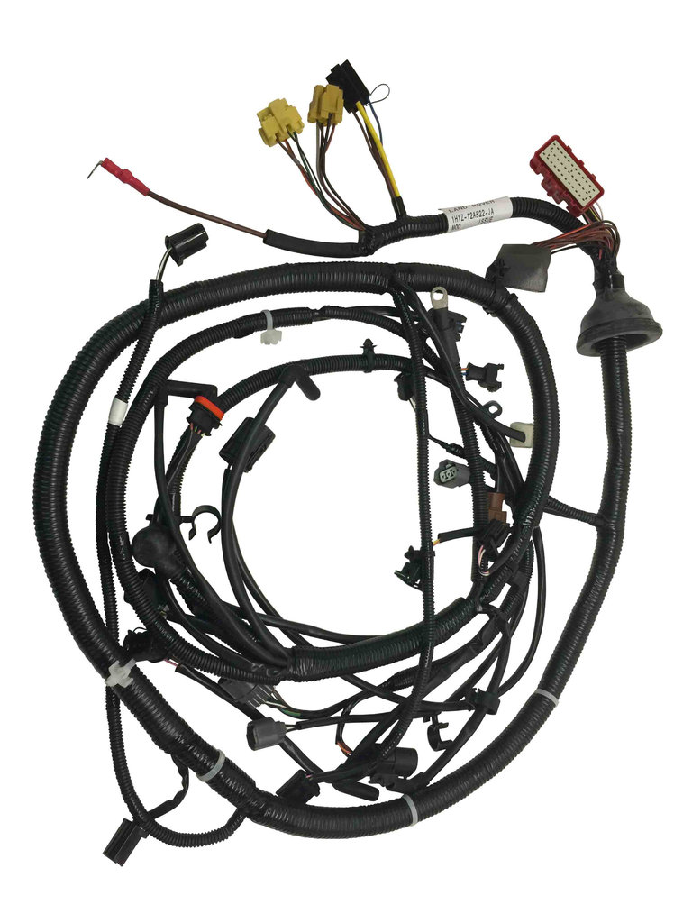 Genuine engine wiring harness suitable for defender td