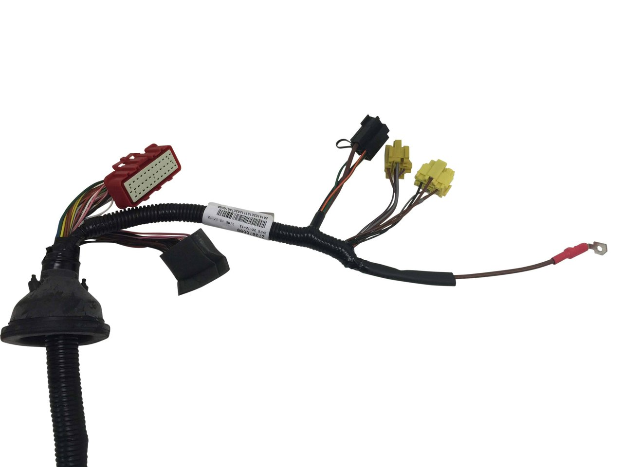 YSB106901__3 genuine engine wiring harness for defender td5 2 5l 5 cyl turbo td5 engine wiring harness at aneh.co