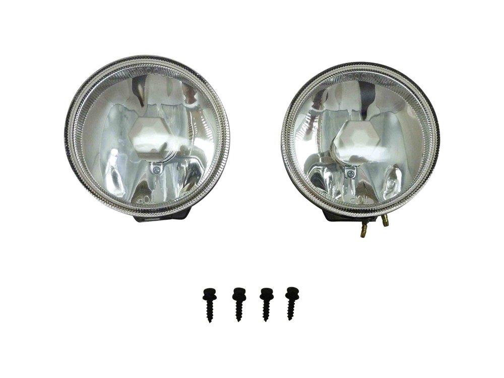 Replacement bullbar fog light pair h3 12v 55w ironman replacement bullbar fog light pair h3 12v 55w aloadofball Gallery