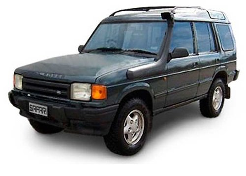Safari Snorkel for Discovery 1 with ABS 3/1994 on 300Tdi or V8 SS390HF
