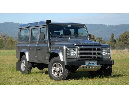 Safari Snorkel for Defender 1999 on with Td5 or Puma engine SS580HF