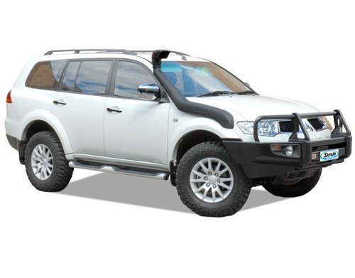 Safari Snorkel for Mitsubishi Challenger PB 2009 on SS665HF