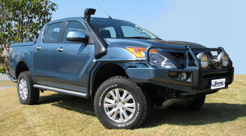 Safari Snorkel for Mazda BT-50 8/2011 on SS985HF