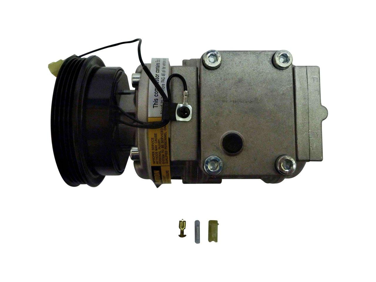 AC Compressor suitable for Landcruiser HDJ78 HDJ79 HDJ100 HZJ105